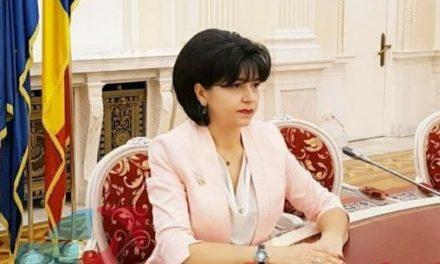 """Doina Federovici: """"În urma solicitărilor transmise, Guvernul a realizat prima etapă pentru construcția Biroului Vamal de Frontieră Rădăuți Prut"""""""