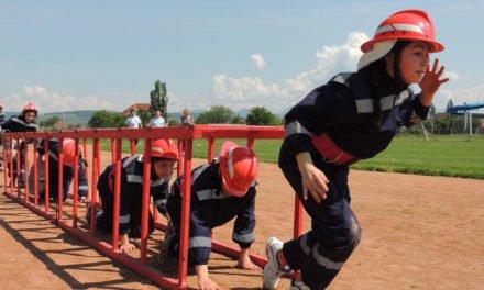 Câştigătorii concursurilor profesionale ale serviciilor voluntare pentru situaţii de urgenţă