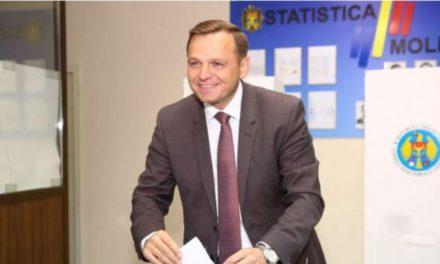 Andrei Năstase a câștigat Primăria capitalei  Chișinău/Republica Moldova!