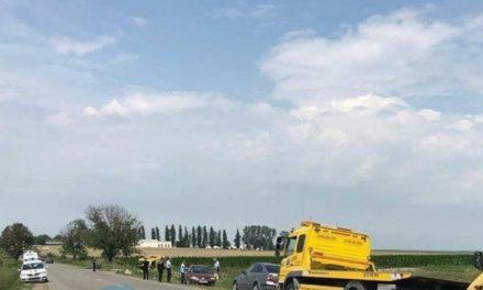 Doi bărbați tată și fiu victime ale unui accident rutier produs  pe raza localității Cucorăni