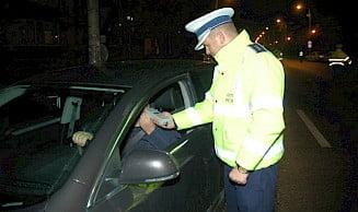 Şofer din Darabani, prins în Dorohoi băut la volan