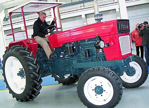 Preţul unui tractor U650 este de 16.000 de euro