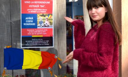 Voteaza DA! Apară copiii României! – Coaliţia pentru Familie vino la vot