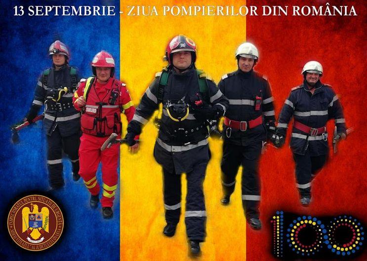 170 de ani de la sacrificiul eroilor pompieri din Dealu Spirii