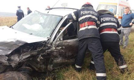Şoferul care a băgat doi preoti în spital era BĂUT:TESTUL etilotest a aratat 0,41 mg/l alcool