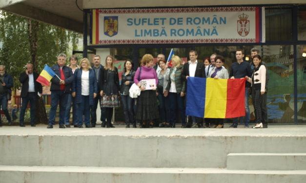 Suflet de român, limbă română în Timoc trist dar adevarat