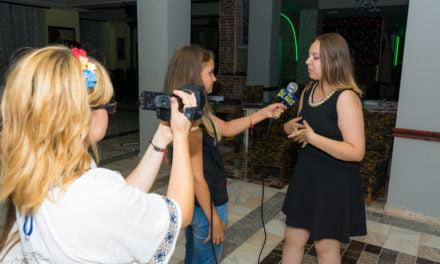 Se deschide Școala de jurnalism Buzz.  O idee nouă pentru cei mai mici reporteri din oraș