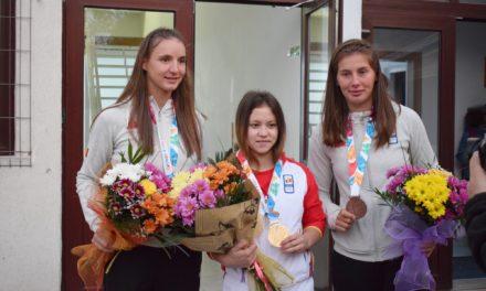NESIMȚIRE. AUR la Jocurile Olimpice premiat de Consiliul Local și Primăria Botoșani cu 1500 lei