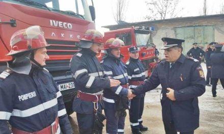 Ziua Internațională pentru Reducerea Riscului   Dezastrelor Naturale marcată și la Botoșani