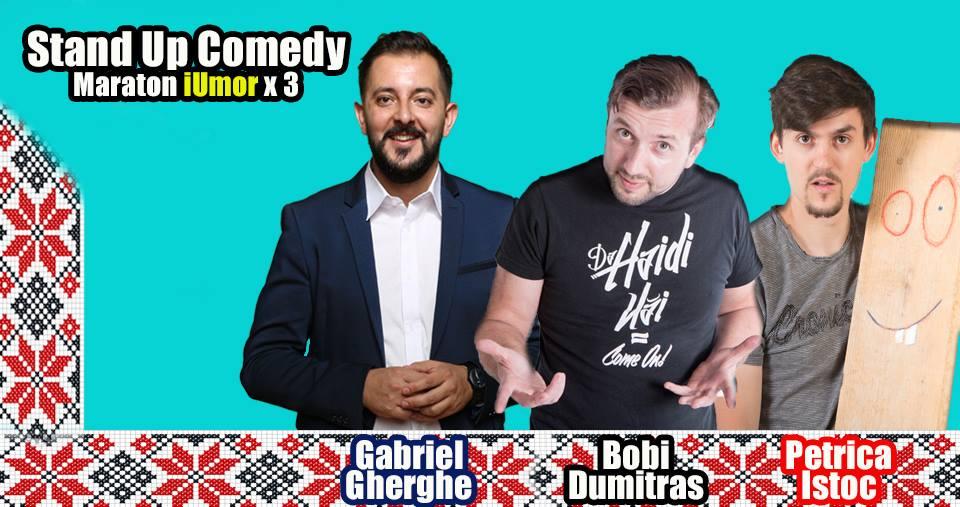 Stand-up Comedy la Darabani