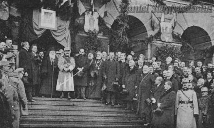Românii din Ucraina în anul Centenar