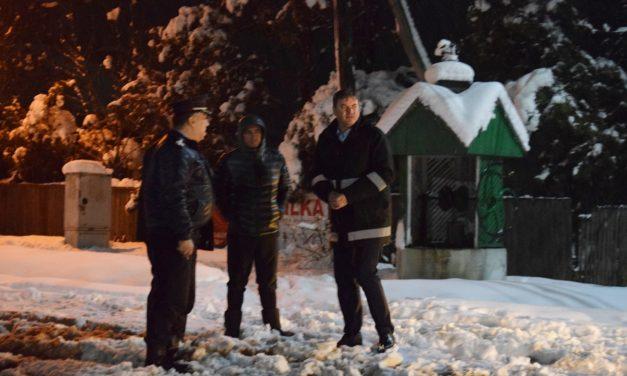 Prefectul si șefii de instituții și a pornit pe drumurile județului FOTO
