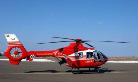 Județul Botoșani va avea prima platformă de aterizare dedicată salvărilor aeriene SMURD