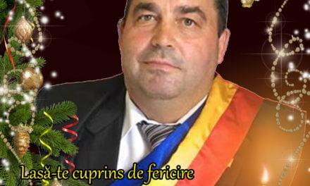 LA MULȚI ANI VĂ UREAZĂ PRIMARUL COMUNEI PĂLTINIȘ COSTEL ROMANESCU