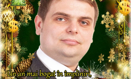 LA MULTI ANI VĂ UREAZĂ VICEPRIMARUL ORAȘULUI DARABANI ALIN GÂRBACI