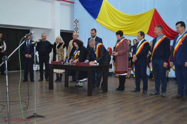 Primăriile din R. Moldova vor putea fi FINANȚATE direct de la bugetele locale din România sau din fondurile europene destinate primăriilor din dreapta Prutului