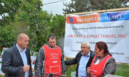 3000 euro / an pentru cultura de tomate ! Subvenţia pentru cultura de tomate în spaţii protejate în baza HG nr. 943/2017 este   acum o realitate.