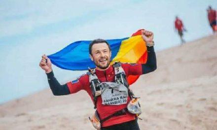 The Track Australia 2019 – o nouă provocare pentru pompierul botoşănean, Iulian Rotariu! Să-l sprijinim!