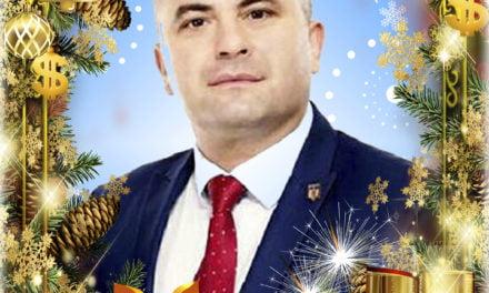 LA MULȚI ANI VĂ UREAZĂ DOMNUL SENATOR LUCIAN TRUFIN