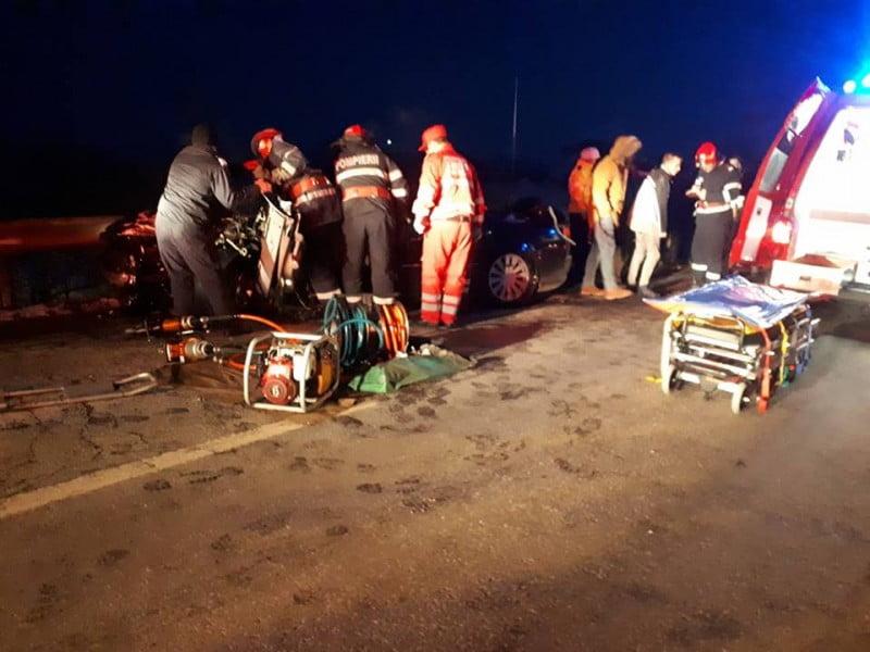 A murit tânărul din accidentul de lângă Dorohoi Acesta era din orașul Darabani