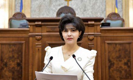 Doina Federovici  rămâne la conducerea Senatului