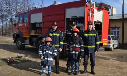 Ziua Protecţiei Civile din România, sărbătorită şi la Botoşani