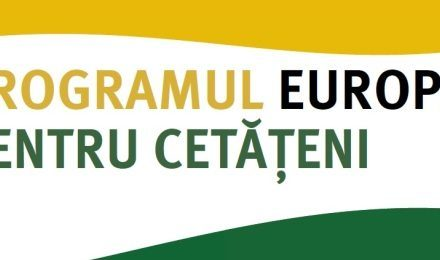 """""""Europa pentru Cetăţeni"""" la Instituţia Prefectului"""
