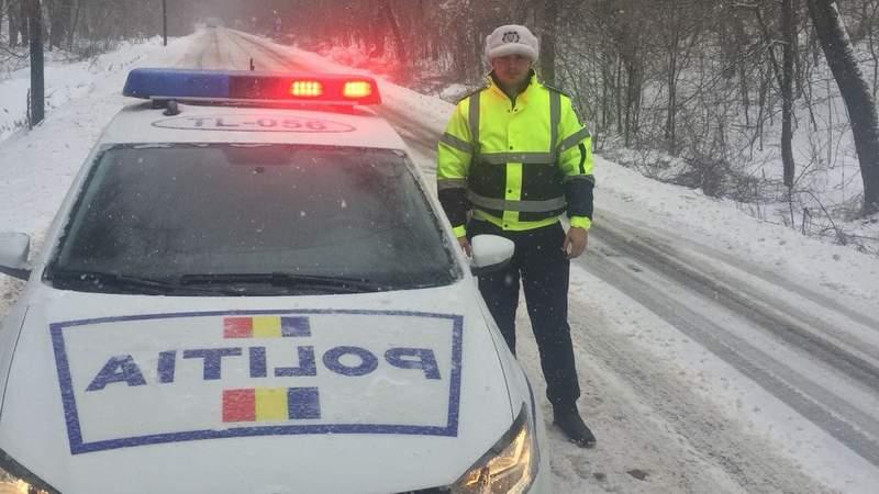 RECOMANDĂRI ALE POLIŢIŞTILOR RUTIERI