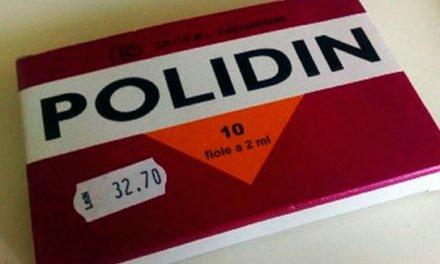 Din 2019, celebrul Polidin, vaccinul care a ținut România sănătoasă, va fi din nou în farmacii.