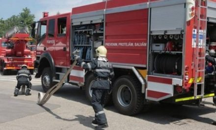 22 de incendii în ultimele 24 de ore in judetul Botosani