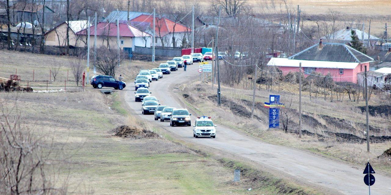 Protestul disperării automobiliștilor din 10 martie 2019