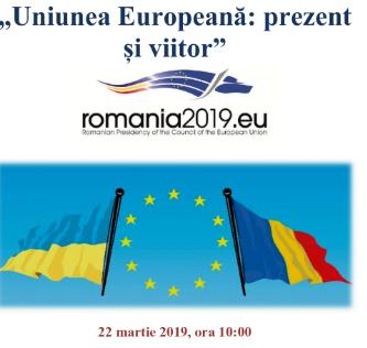 """""""Uniunea Europeană: prezent și viitor"""" – conferință științifică internațională la Cernăuți, dedicată președinției României în Consiliul UE"""
