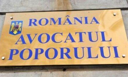 =Avocatul Poporului = va acorda audienţe și va primi petiții la Botoşani