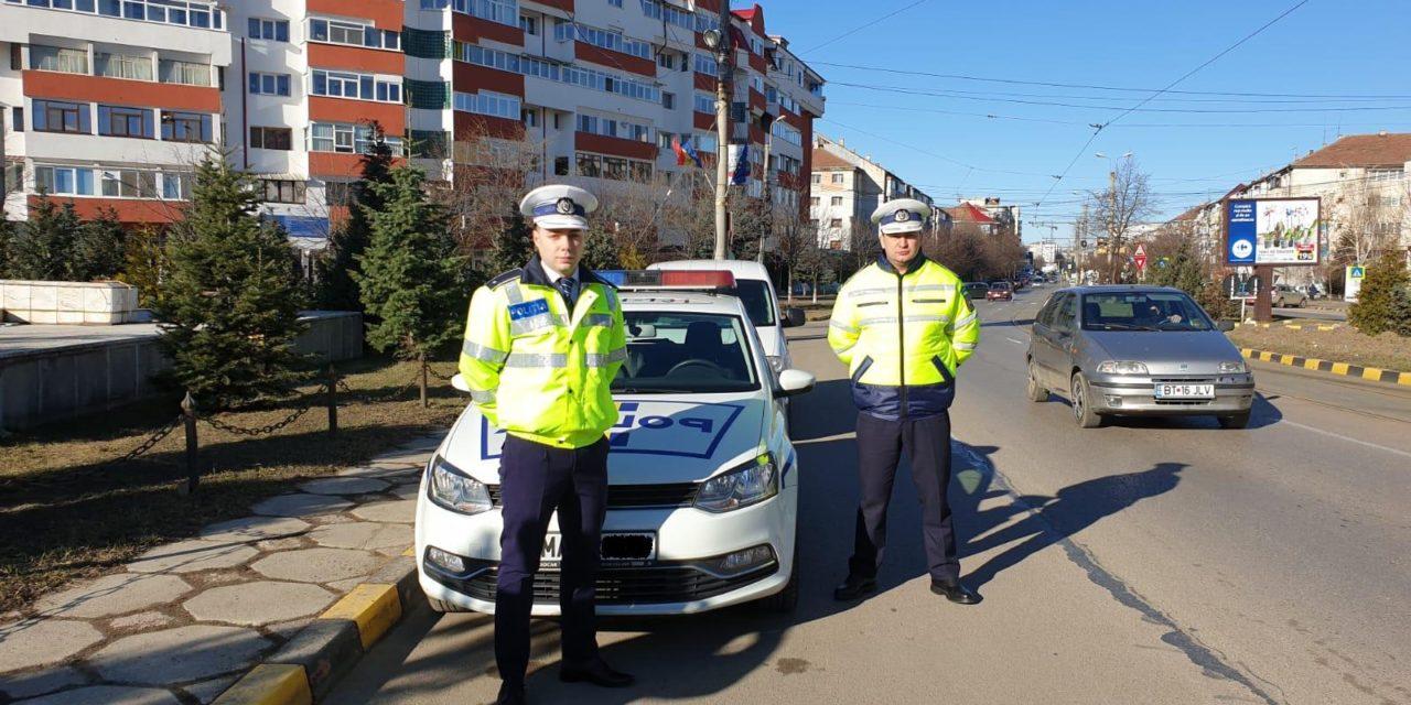 Politia botosaneana informeaza