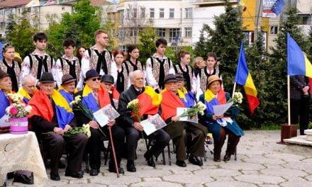 Ziua Veteranilor de Război, marcată la Botoșani – VIDEO