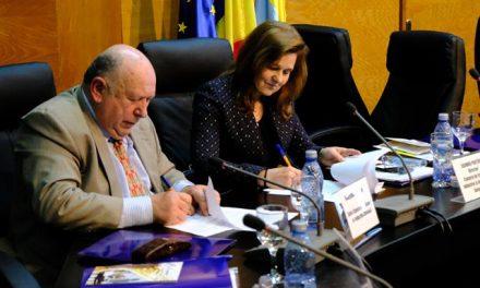 Astăzi a fost semnat un acord de colaborare în domeniul economic între Camera de Comerţ Botoşani şi Camera de Comerţ Industrie Cernăuţi (Ucraina)