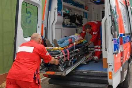 Accident rutier pe DJ 282 in localitatea Coţuşca