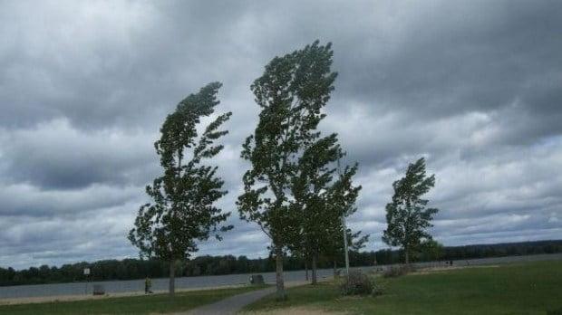 Vânt și instabilitate atmosferică de 1 Mai