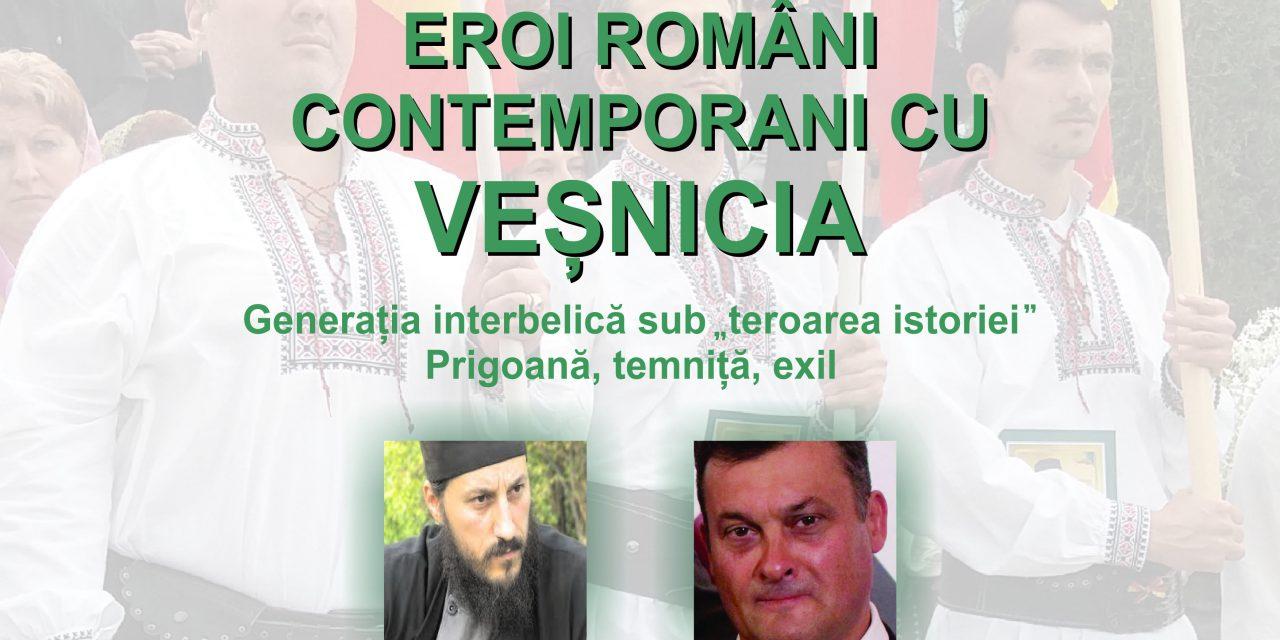 """Conferința """"Eroi români contemporani cu Veșnicia"""""""