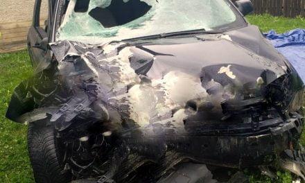 Un bărbat a fost grav rănit in urma unui accident in Darabani, Şoferul a părăsit locul accidentului fiind căutat de poliţie