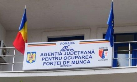 Absolvenţii promoţiei 2019 sunt aşteptaţi să se înregistreze în evidenţele AJOFM Botoșani