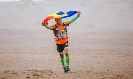 """Botoșăneanul Iulian Rotariu a pornit către marea aventură: Ultramaratonul """"The Track"""" din Australia."""