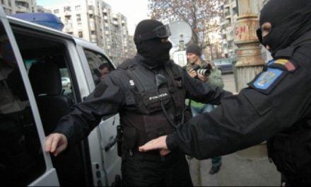 Acţiune organizată de poliţişti