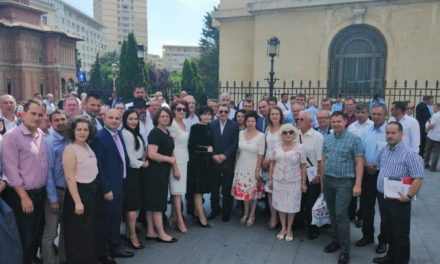 """Senatorul Doina Federovici : """"Împreună cu noua echipă de conducere a PSD vom asigura continuitatea măsurilor din programul de guvernare care au îmbunătățit și vor îmbunătăți în continuare viața botoșănenilor"""""""