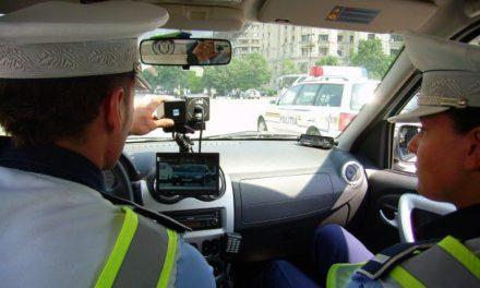 Poliţia botoșăneană derulează o acţiune de prevenire a accidentelor rutiere, astfel că toate radarele vor fi scoase timp de trei zile pe şosele