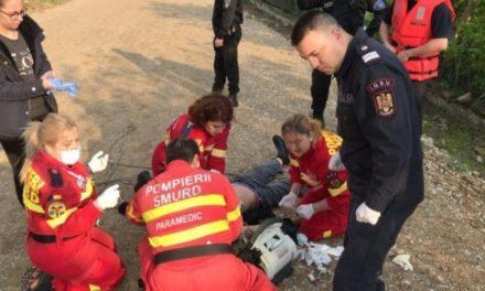 Dramă! Un tânăr din Dorohoi a murit după ce a căzut în cap dintr-un camion