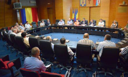 Raport de evaluare a pagubelor produse de fenomenele meteo, aprobat în CJSU