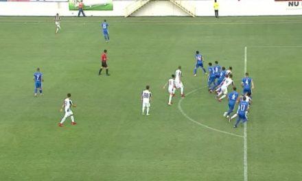 Astra – FC Botoșani 2-2. Două puncte pierdute la Giurgiu