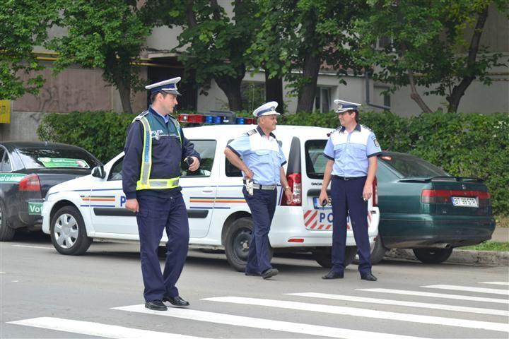 ACŢIUNE A POLIŞTILOR RUTIERI