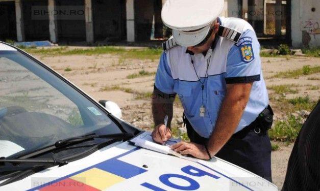 Acţiuni organizate de poliţişti